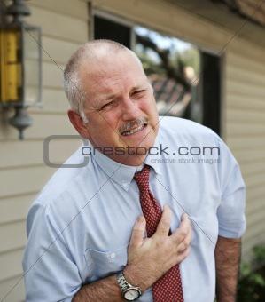 Mature Man - Heart Trouble