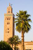 Koutoubia Mosque 