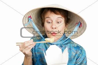 Chinatown Tourist Eats Takout