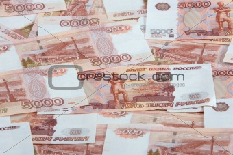 Five thousand roubles
