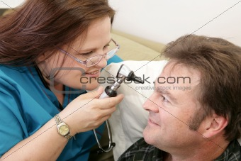 Home Health - Eye Exam