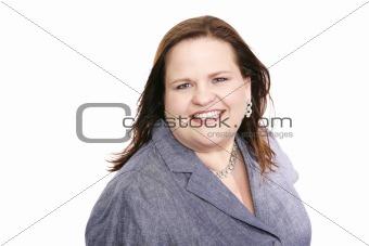 Plus Sized Model - Confident