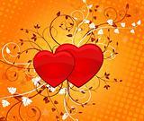Valentines day, vector