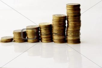 Money Bar Graph