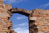 weathered arch