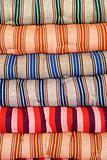 Striped material textiles