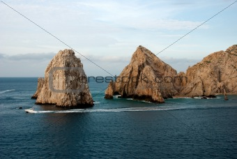 Arch at the Tip of Baja California