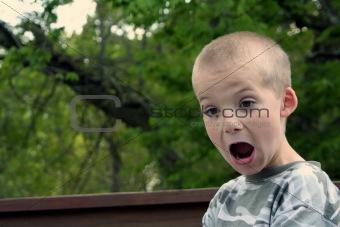 Boy Expressions 3