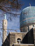 Old Mosque in the Saint Petersburg