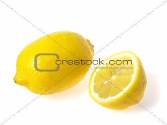 One lemon and half