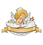 love angel cupid for valentine's day