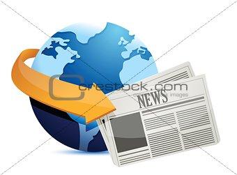 globe news around the world