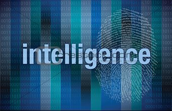 intelligence Binary digital