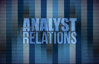 analyst relations binary