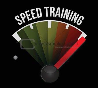 speed training concept