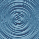 Grey ripples being formed