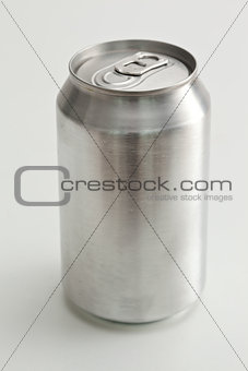 Aluminium closed can