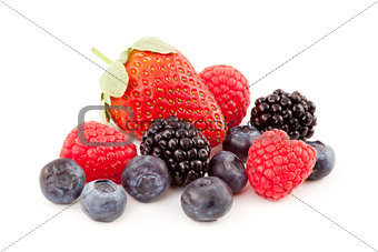 Berries fruits