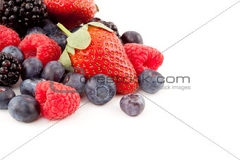 Abundance of berries