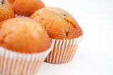 Small blurred muffins