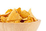 Bowl full of crisps