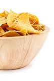Bowl of crisps