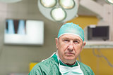 Portrait of a surgeon