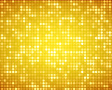 Multiples yellow dots