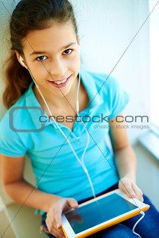 Modern teenager