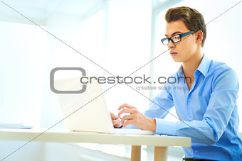 Business intern