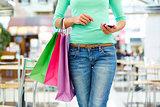 Modern shopper