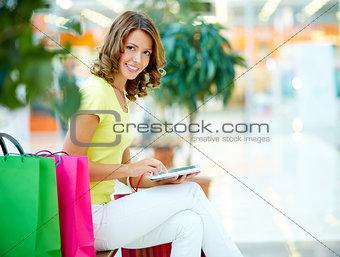 Hi-tech shopping