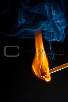 Phophorus flame