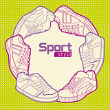 Sport style