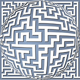 labyrinth meander