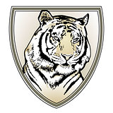 Tiger crest