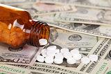 High cost of medicine (Dollar)