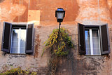 windows of Rome