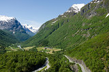Norway Hellesylt - Geiranger