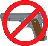 No Handguns