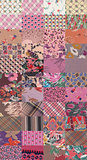 rose quilt background