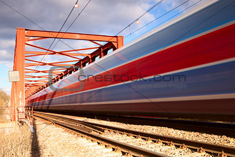 The speed train