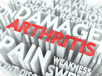 Arthritis Concept.