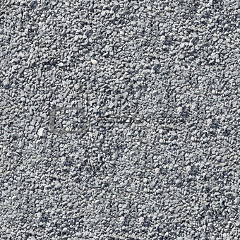 Grey Gravel. Seamless Texture.