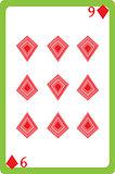 nine of diamonds