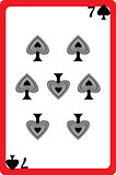 seven of spades