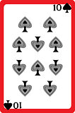 ten of spades