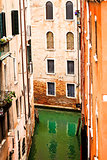 Glimpse Of Venice