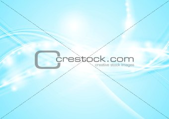 Abstract shiny vector design