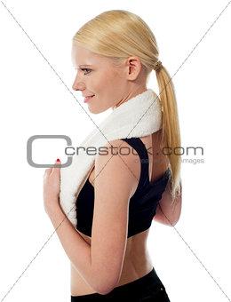 Fitness woman, sport